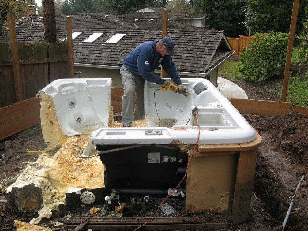 Spa Removal-Fayetteville Dumpster Rental & Junk Removal Services-We Offer Residential and Commercial Dumpster Removal Services, Portable Toilet Services, Dumpster Rentals, Bulk Trash, Demolition Removal, Junk Hauling, Rubbish Removal, Waste Containers, Debris Removal, 20 & 30 Yard Container Rentals, and much more!